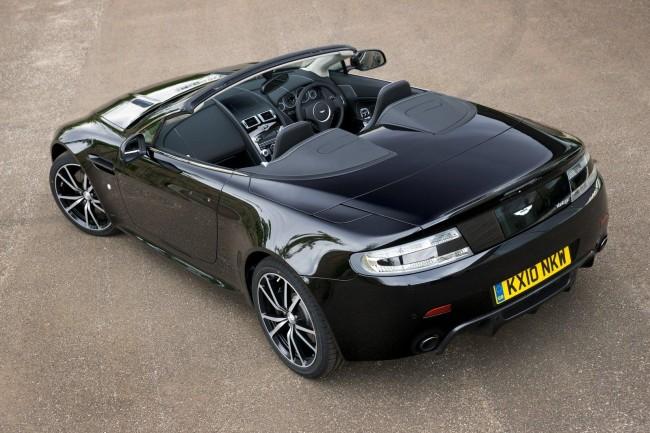 Aston Martin подготовил кабриолет N420 Roadster