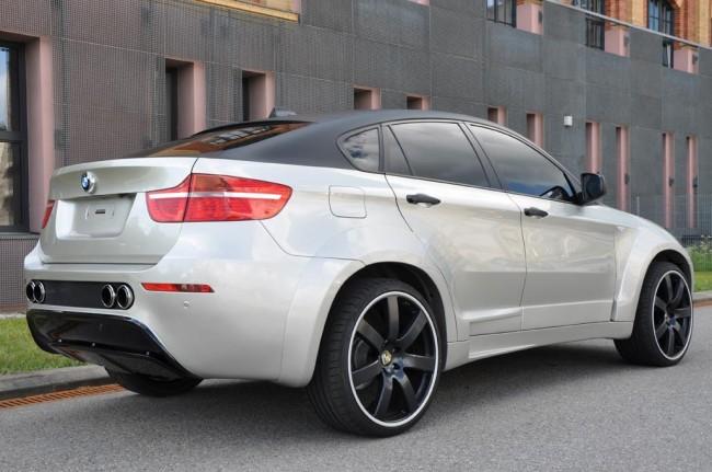 Обвес для BMW X6 от тюнинг ателье Enco Exclusive