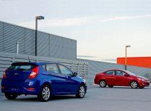 Седан и хэтчбек Hyundai Solaris