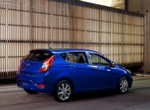 Hyundai Solaris хэтчбек фото