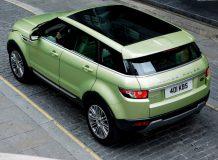 Фото Range Rover Evoque 2013