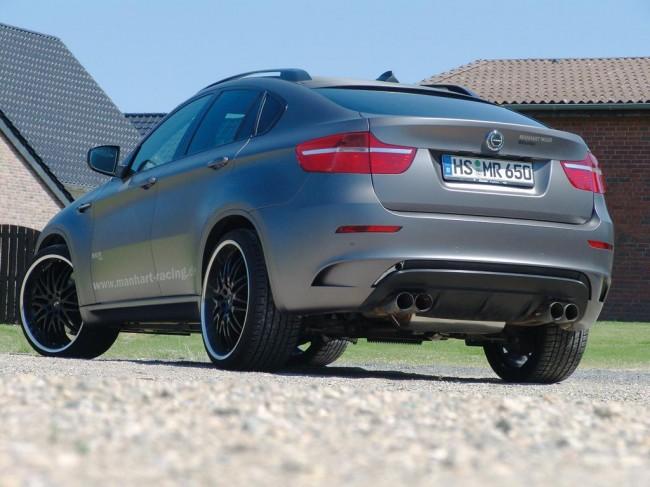 BMW M6XR Twin Turbo от ателье Manhart Racing