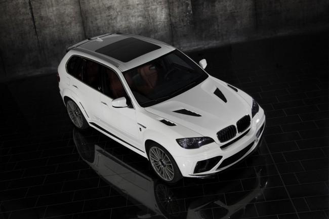 Ателье Mansory представило свой вариант BMW X5