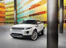 Фото Range Rover Evoque 2012