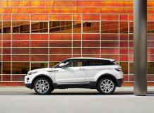 Новый Range Rover Evoque фото