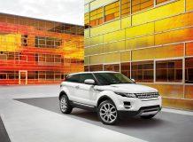 Rover Range Evoque 2012 фото