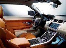 Салон Rover Range Evoque фото