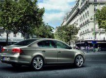 Новый Volkswagen Passat 2013