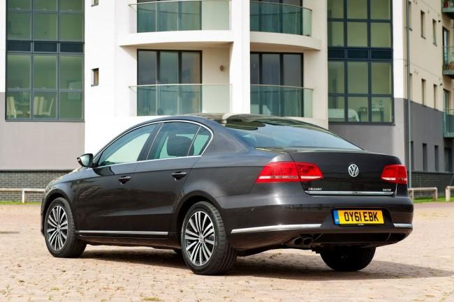Volkswagen Passat B7 фото