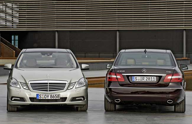 Mercedes отзывает 85 000 машин из-за проблем с усилителем