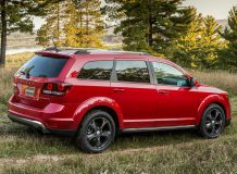 Dodge Journey Crossroad фото