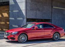 Mercedes-Benz CLS 500 фото