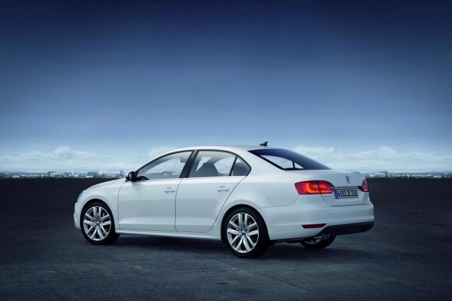 Фото нового VW Jetta 2011 для Европы