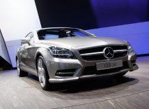 Новый Mercedes-Benz CLS 2014