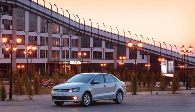 Новый VW Polo седан можно купить по программе утилизации
