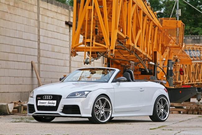 Тюнинг Audi TT-RS от ателье Senner Tuning