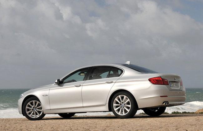 Новая BMW 5-series 2010 приносит концерну больше всего денег