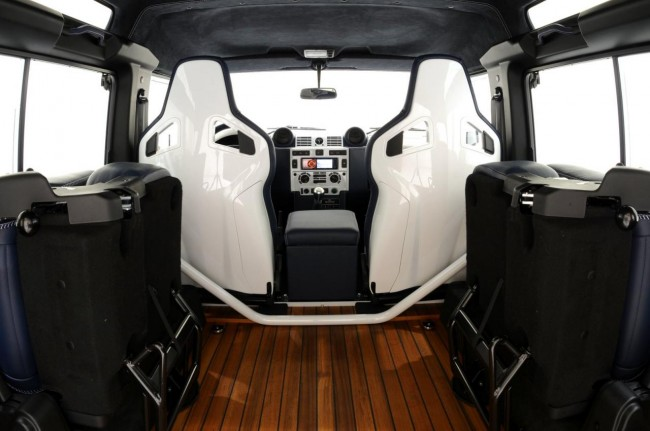 Land Rover Defender 90 Yachting Edition от Startech