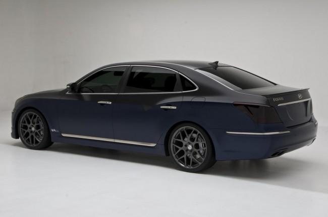 RMR Signature Hyundai Equus