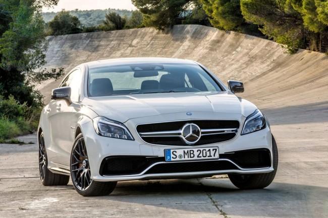 Mercedes CLS 63 AMG 2016