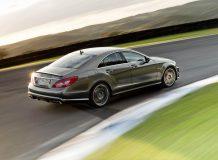 Mercedes-Benz CLS63 AMG фото