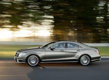 Фото Mercedes CLS 63 AMG 2013