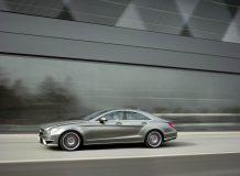 Mercedes-Benz CLS 63 AMG 2014 фото