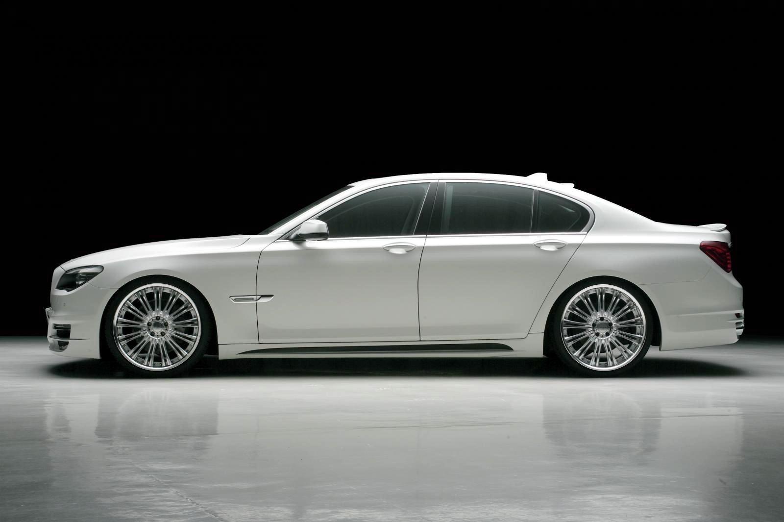 BMW 7-series F01/F02 получила обвес от Wald International