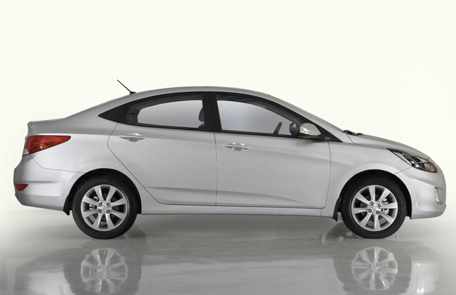 Hyundai объявил стоимость на модель Solaris