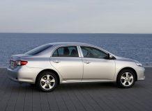 Toyota Corolla E150 фото