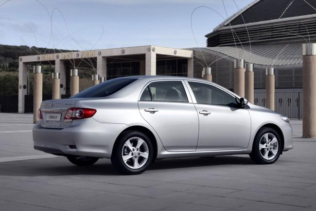 Тойота Королла (2006-2012)