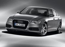 Новая Audi A6 с пакетом S-Line