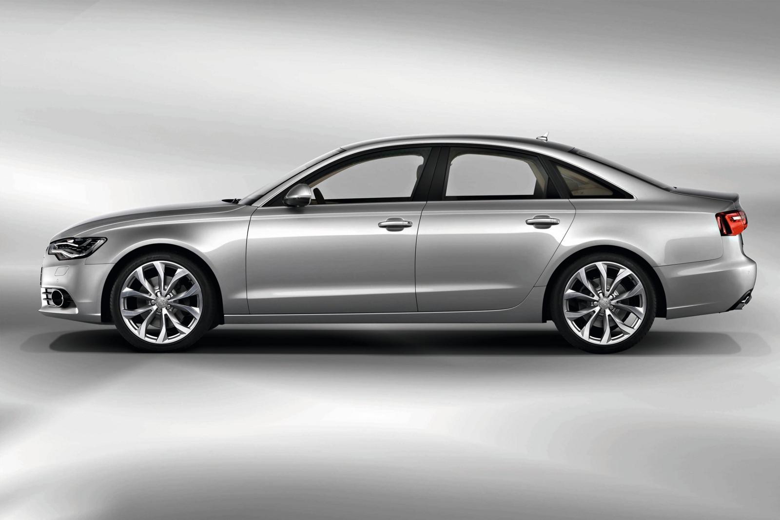 Audi A6 (C7) фото