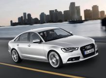 Audi A6 (C7) wallpapers HQ