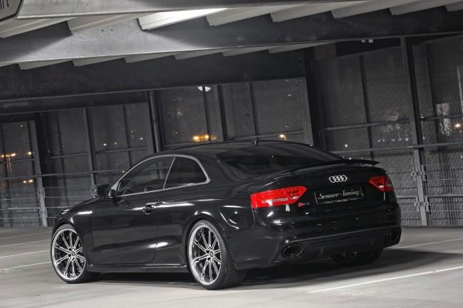 Тюнинг купе Audi RS5 от ателье Senner