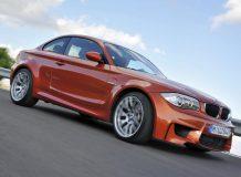 Фото BMW 1-series M Coupe 2013