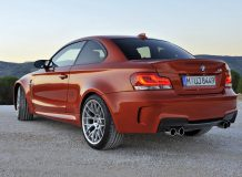 BMW 1-series M Coupe E82 фото