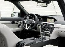 Фото салона Mercedes-Benz C-Class W204