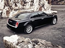 Новый Chrysler 300C фото