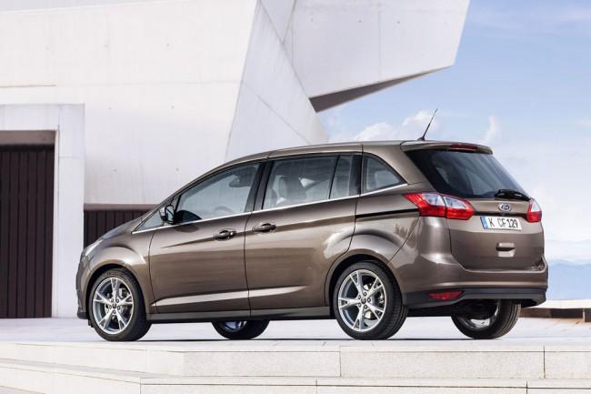 Форд Си-Макс 2015 рестайлинг