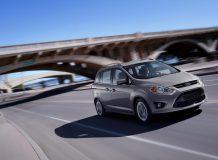 Фото нового Ford C-Max 2