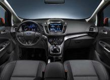 Фото салона Ford C-Max II