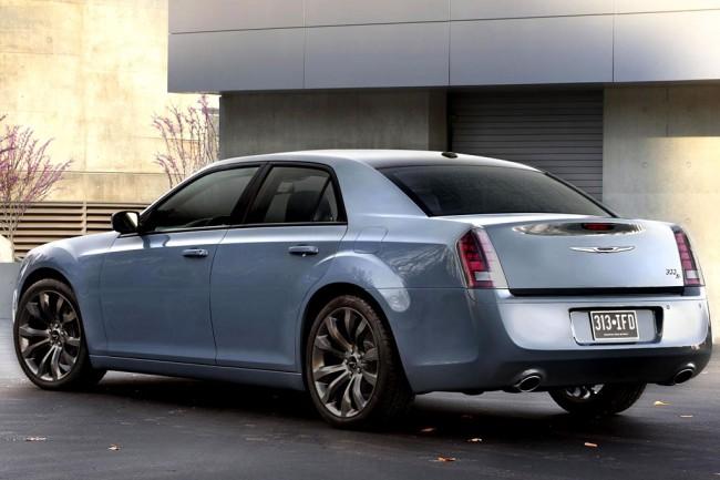 Обновленный Chrysler 300S 2014