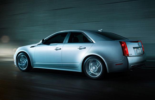 В Калининграде начат выпуск седанов Cadillac CTS 2011