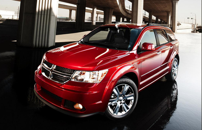 Fiat Freeemont заменит Dodge Journey в Европе