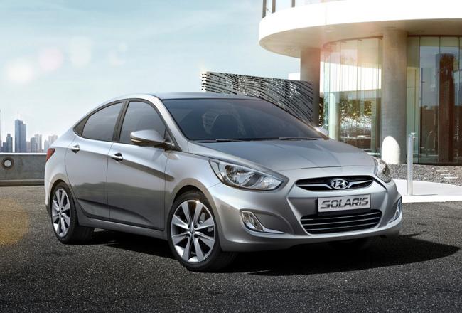Hyundai Solaris собрал уже пять тысяч заказов