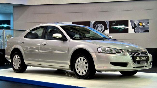 ГАЗ сворачивает выпуск седанов Volga Siber