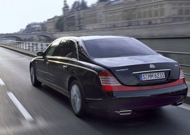 Разработку нового Maybach могут доверить Aston Martin