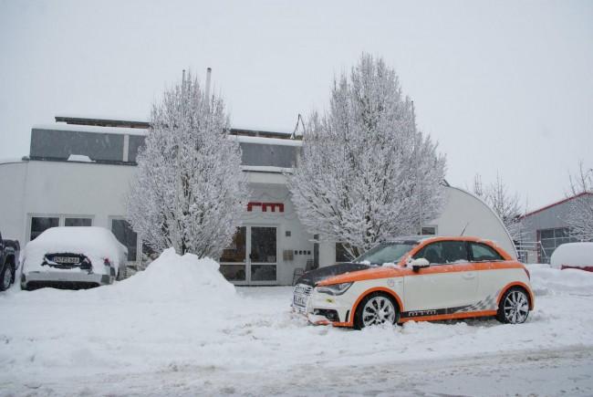 В тюнинг ателье MTM идет работа над Audi A1