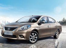 Фото нового Nissan Sunny n17